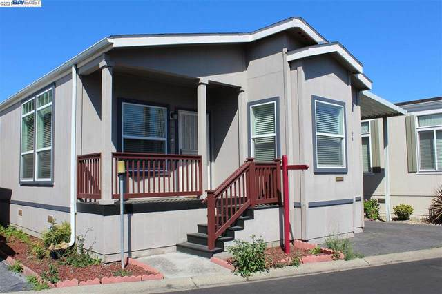 1200 W Winton Ave. #88 88, Hayward, CA 94545 (#BE40957157) :: Strock Real Estate
