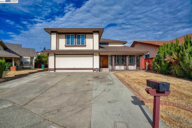 15033 Zinnia St, San Leandro, CA 94578 (#BE40957241) :: Real Estate Experts