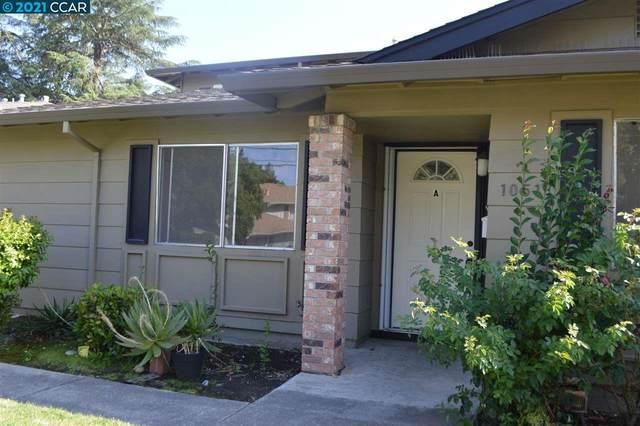 1051 Mohr Lane A, Concord, CA 94518 (#CC40957250) :: The Gilmartin Group