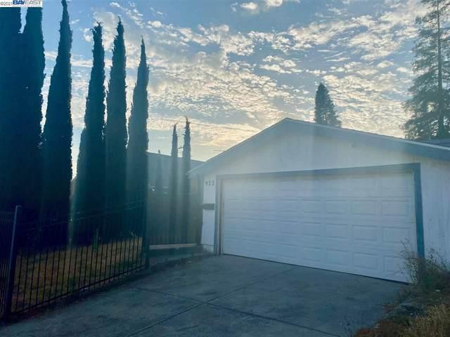 932 Central Boulevard, Hayward, CA 94542 (#BE40957254) :: Paymon Real Estate Group