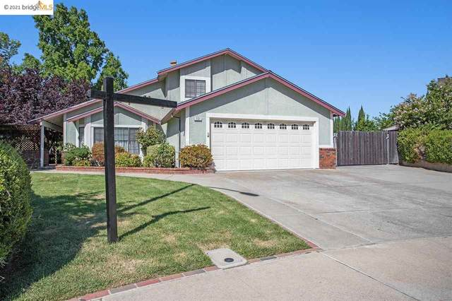 751 Woodmeadow Pl, Oakley, CA 94561 (#EB40957303) :: The Kulda Real Estate Group