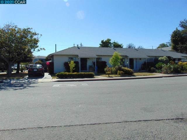 285 Curry St, Richmond, CA 94801 (#CC40957309) :: Olga Golovko