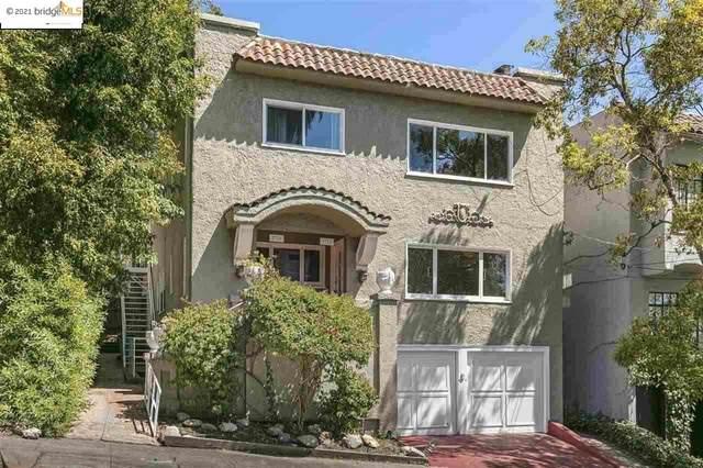 2326 Le Conte Ave 1, Berkeley, CA 94709 (#EB40957326) :: Real Estate Experts
