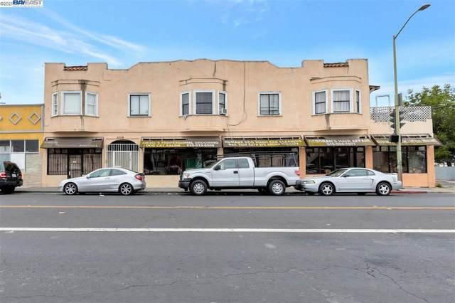 5503 Foothill Blvd., Oakland, CA 94605 (#BE40957462) :: The Gilmartin Group
