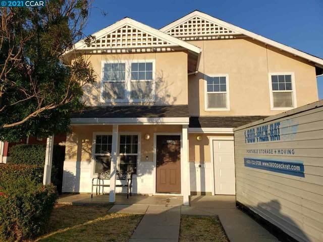 1734 Wood Pl, Richmond, CA 94801 (#CC40957464) :: Real Estate Experts