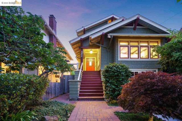 2723 Forest Ave, Berkeley, CA 94705 (#EB40957521) :: Real Estate Experts