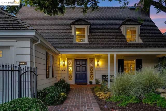 1001 Creston Rd, Berkeley, CA 94708 (#EB40957530) :: The Kulda Real Estate Group