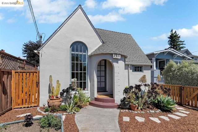 2311 Acton St, Berkeley, CA 94702 (#EB40957538) :: Real Estate Experts