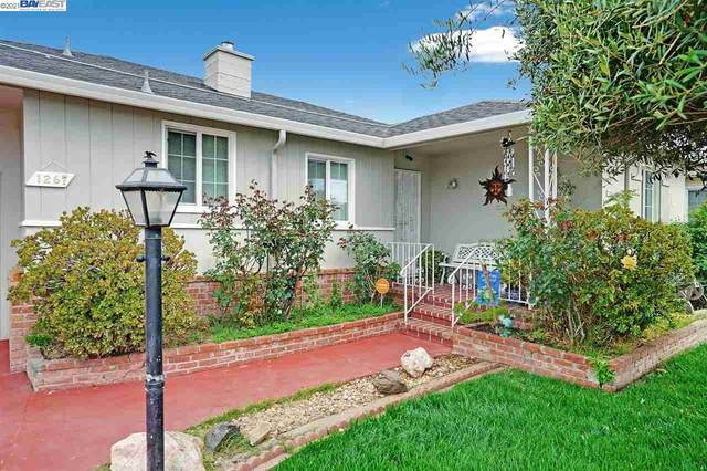 1267 Dorothy Ave, San Leandro, CA 94578 (#BE40957552) :: Real Estate Experts