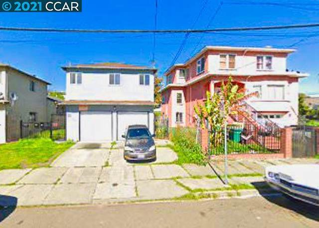 7864 Garfield Ave, Oakland, CA 94605 (#CC40957603) :: The Gilmartin Group