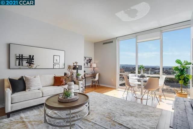 222 Broadway 1007, Oakland, CA 94607 (#CC40957639) :: Intero Real Estate