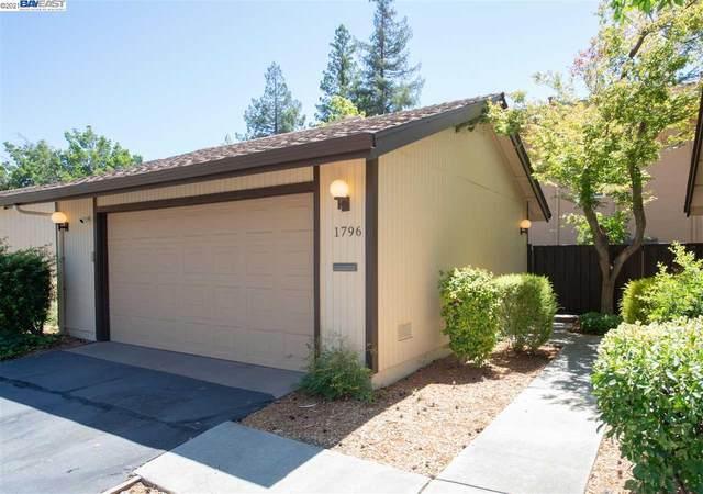 1796 Countrywood Ct, Walnut Creek, CA 94598 (#BE40957652) :: Alex Brant