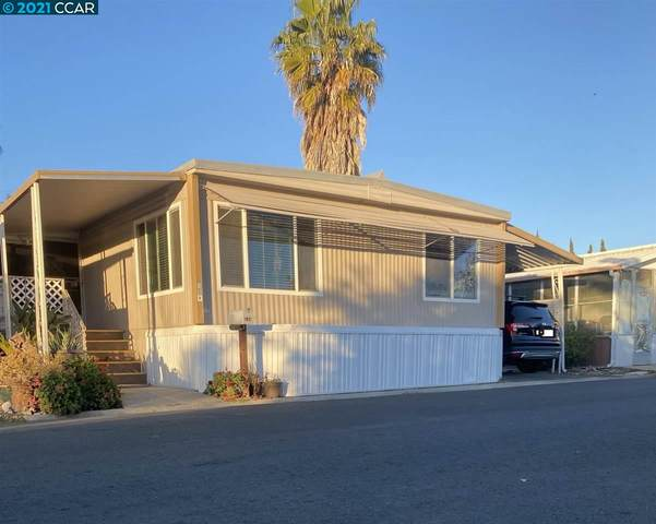 168 Scenic Dr 168, Concord, CA 94518 (#CC40957667) :: Paymon Real Estate Group