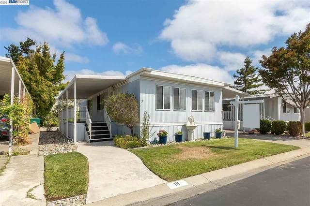 19 Santa Anita, San Leandro, CA 94579 (#BE40957705) :: The Kulda Real Estate Group