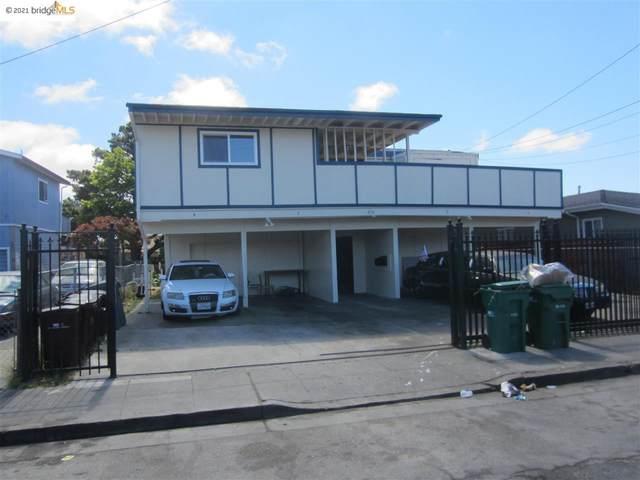 656 Douglas Avenue, Oakland, CA 94603 (#EB40957706) :: The Gilmartin Group