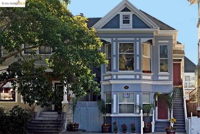 671-73 11TH STREET, Oakland, CA 94607 (#EB40957719) :: Intero Real Estate