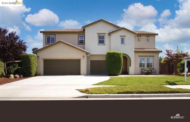 2140 Hilda Way, Brentwood, CA 94513 (#EB40957759) :: Schneider Estates