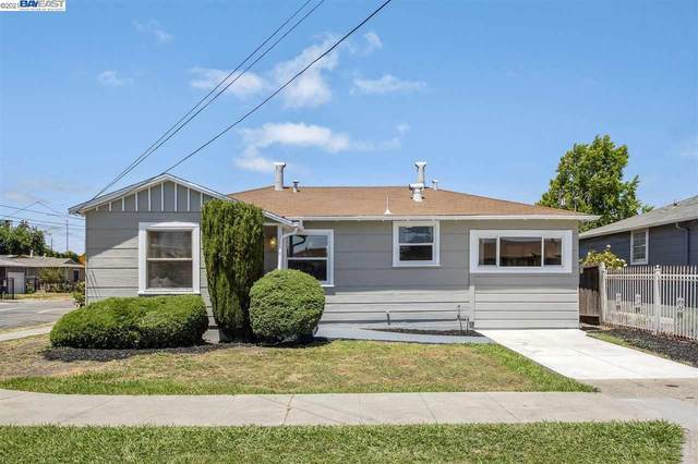 101 Kerwin Ave, Oakland, CA 94603 (#BE40957809) :: Real Estate Experts