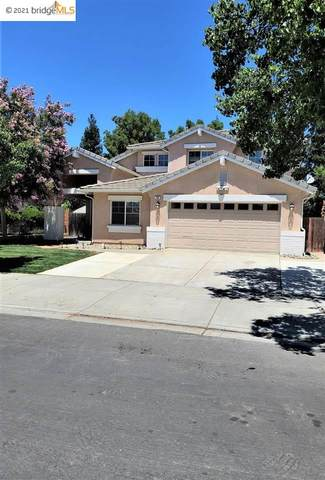 709 Thompsons Dr., Brentwood, CA 94513 (#EB40957875) :: The Kulda Real Estate Group