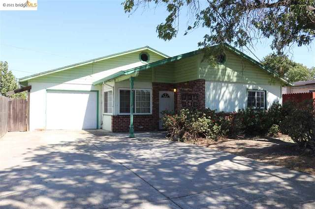 46 Canal Dr, Bay Point, CA 94565 (#EB40957915) :: The Gilmartin Group