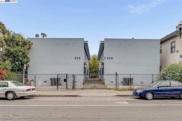 526 40th St, Oakland, CA 94609 (#BE40958050) :: The Gilmartin Group