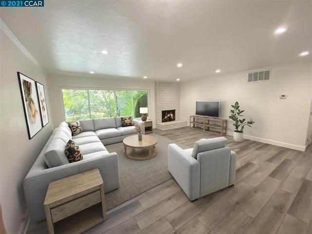 2145 Donald Dr 2, Moraga, CA 94556 (#CC40958056) :: Real Estate Experts