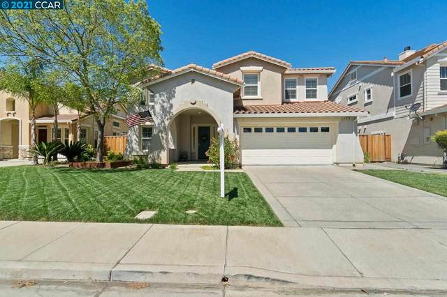 875 Inverness Ln, Brentwood, CA 94513 (#CC40958063) :: The Kulda Real Estate Group