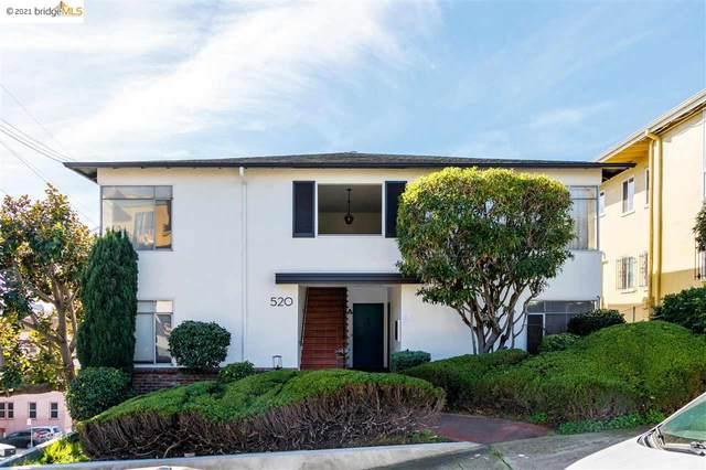 520 Merritt Avenue, Oakland, CA 94610 (#EB40958068) :: Strock Real Estate