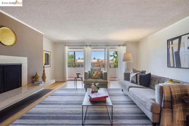 1401 Walnut Unit 1A, Berkeley, CA 94709 (#EB40958131) :: Real Estate Experts