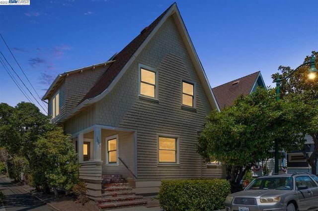 1003 Fair Oaks Ave, Alameda, CA 94501 (#BE40958153) :: Real Estate Experts