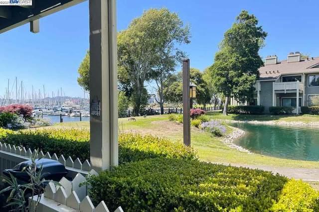 133 Shoreline Ct. Marina Lakes Pk, Richmond, CA 94804 (#BE40958200) :: Alex Brant