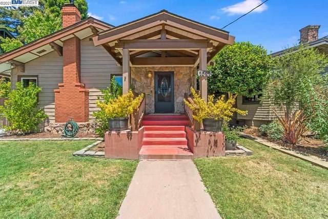1021 San Antonio Ave, Alameda, CA 94501 (#BE40958208) :: Real Estate Experts