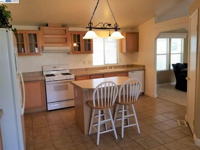 3263 Vineyard Ave., #140 140, Pleasanton, CA 94566 (#BE40958225) :: Real Estate Experts