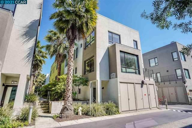 807 Zephyr Dr, Oakland, CA 94607 (#CC40958228) :: The Kulda Real Estate Group