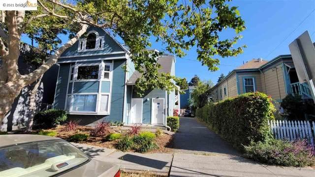 933 Addison St B, Berkeley, CA 94710 (#EB40958229) :: Schneider Estates