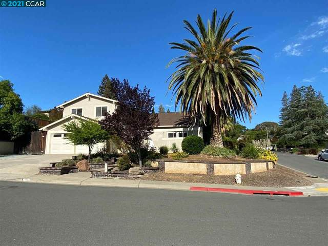 316 Mt. Washington Way, Clayton, CA 95417 (#CC40958236) :: Real Estate Experts
