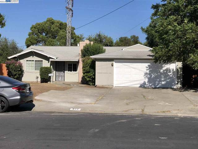 677 Chester Dr, Pittsburg, CA 94565 (#BE40958260) :: The Kulda Real Estate Group