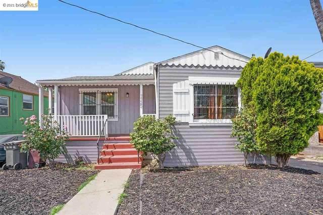 7725 Ney, Oakland, CA 94605 (#EB40958286) :: The Kulda Real Estate Group