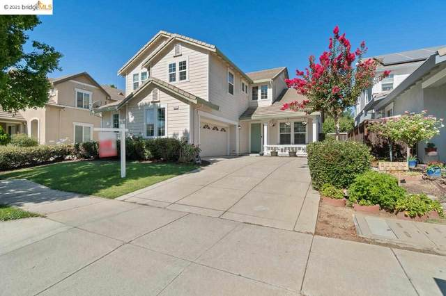 871 Larkspur Ln, Brentwood, CA 94513 (#EB40958307) :: Robert Balina | Synergize Realty