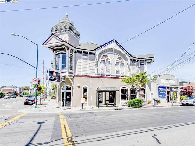 1301 High St, Alameda, CA 94501 (#BE40958321) :: The Gilmartin Group