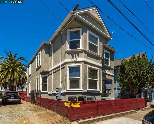 694 36Th St, Oakland, CA 94609 (#CC40958421) :: Paymon Real Estate Group