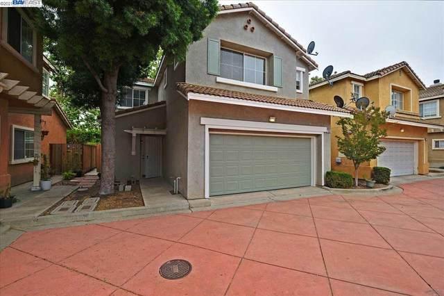 1043 La Sierra Ter, Union City, CA 94587 (#BE40958431) :: Strock Real Estate