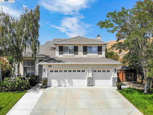 933 Glade Ct, Antioch, CA 94509 (#BE40958438) :: The Kulda Real Estate Group