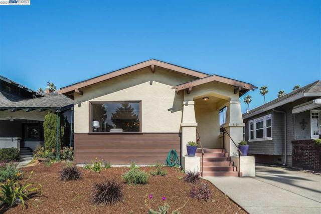 1318 8Th St, Alameda, CA 94501 (#BE40958446) :: The Kulda Real Estate Group