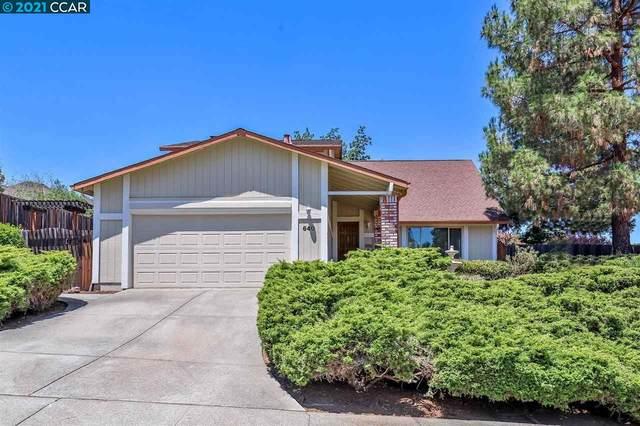 640 Mt Duncan Dr, Clayton, CA 94517 (#CC40958462) :: Real Estate Experts