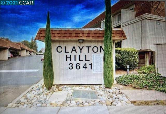 3641 Clayton Rd 43, Concord, CA 94521 (#CC40958523) :: Real Estate Experts