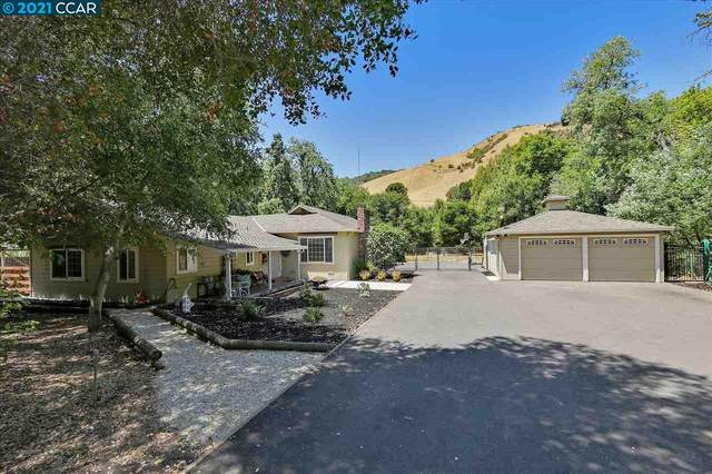 6630 Crow Canyon, Castro Valley, CA 94552 (#CC40958530) :: The Gilmartin Group