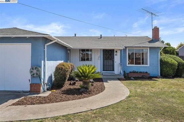 15358 Elvina Dr, San Leandro, CA 94579 (#BE40958534) :: The Kulda Real Estate Group