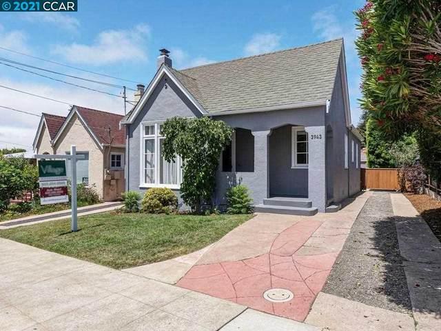 3943 High St, Oakland, CA 94619 (#CC40958545) :: The Gilmartin Group