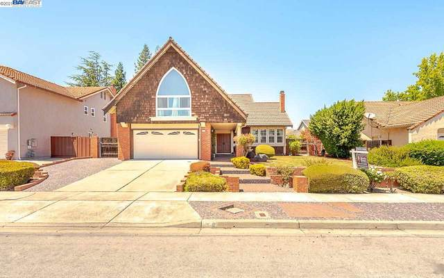 575 Ondina Dr, Fremont, CA 94539 (#BE40958557) :: Robert Balina | Synergize Realty